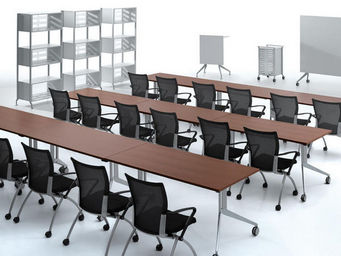 Haworth - planes conference system - Table De Conf�rence