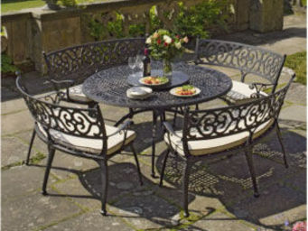 Nova Garden Furniture - cast aluminium offers - Salon De Jardin
