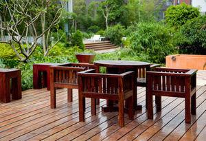 British Wood Floors - decking - Plancher De Terrasse
