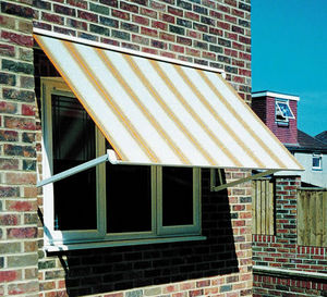 Nationalwide Home Improvements - sun canopies - Store À Projection