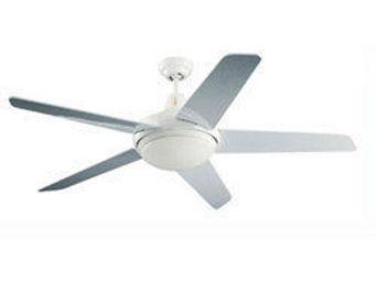 LA BOUTIQUE DE L'AIR - ventilateur de plafond ovni 132 cm 5 pales - Ventilateur De Plafond