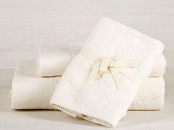 Zara Home - serviette de bain diagonal - Serviette De Toilette