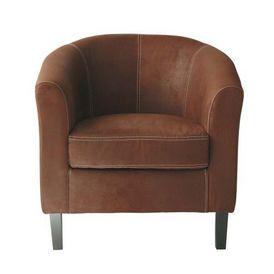 baltimor fauteuil maisons du monde decofinder. Black Bedroom Furniture Sets. Home Design Ideas