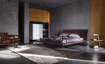 lit double roche bobois decofinder. Black Bedroom Furniture Sets. Home Design Ideas