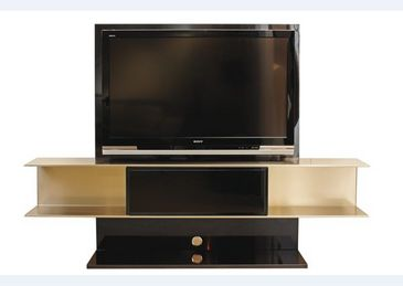 meuble tv blanc laqué roche bobois – Artzein.com