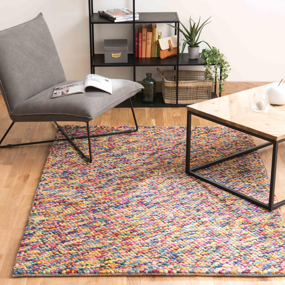RAINBOW - Tapis contemporain - MAISONS DU MONDE