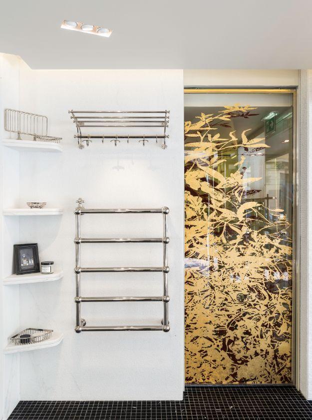 bistrot radiateur s che serviettes argente volevatch. Black Bedroom Furniture Sets. Home Design Ideas
