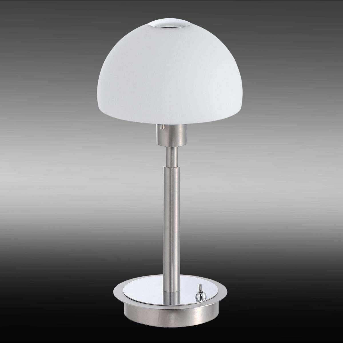 Lampe à poser LED Verona en acierLampe à poser à LED   Paul Neuhaus