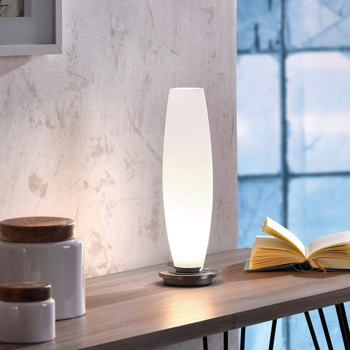 Lampe à poser LED Tyra dimmable sur 3 niveauxLampe à poser à LED   Paul Neuhaus