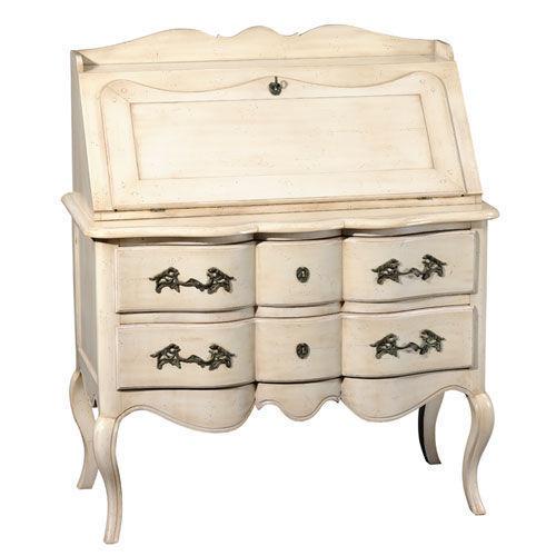 vintage commode scribanne multicolore merisier grange. Black Bedroom Furniture Sets. Home Design Ideas