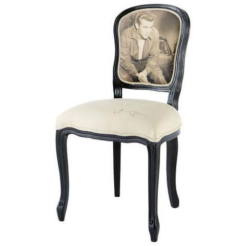MAISONS DU MONDE - Chaise-MAISONS DU MONDE-Chaise James Dean Versailles