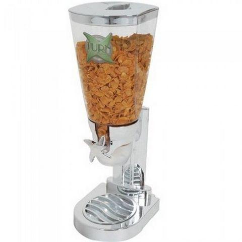 La Chaise Longue - Pot à épices-La Chaise Longue-Distributeur de céréales Silver