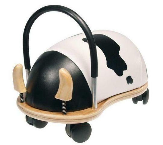 WHEELY BUG - Trotteur-WHEELY BUG-Porteur Wheely Bug Vache - petit modle