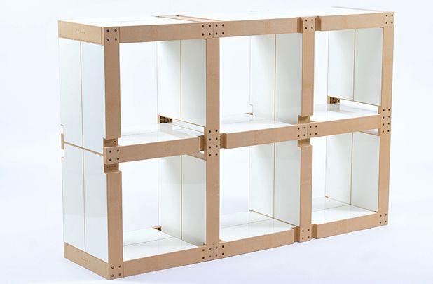 FABULEM - Rangement modulaire-FABULEM