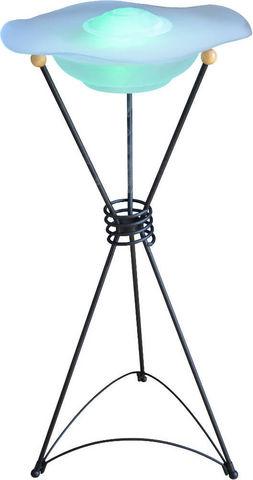 ZEN AROME - Brumisateur-ZEN AROME-Brumisateur d'ambiance alto blanc 43x43x80cm