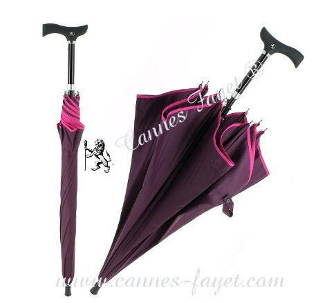 Fabrique De Cannes Fayet - Parapluie canne-Fabrique De Cannes Fayet
