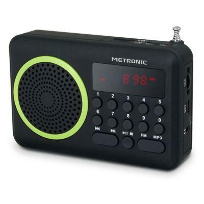 METRONIC - Radio portable-METRONIC