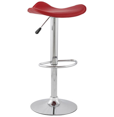 Alterego-Design - Tabouret de bar réglable-Alterego-Design-WAVE