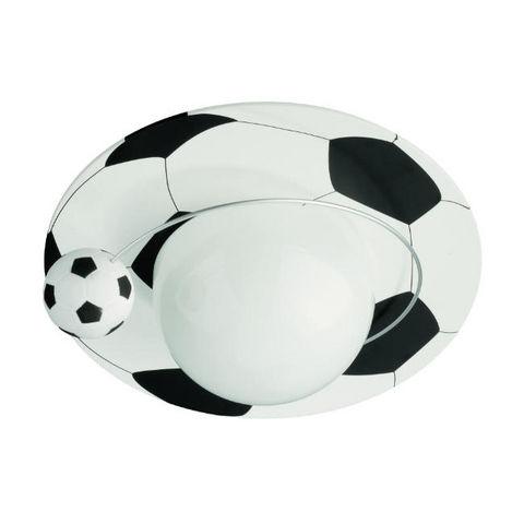 Philips - Plafonnier-Philips-CALCO - Plafonnier Football Ø33,2cm | Lustre et pl