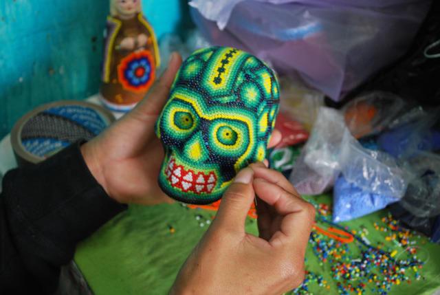 P.I. - Crâne décoratif-P.I.