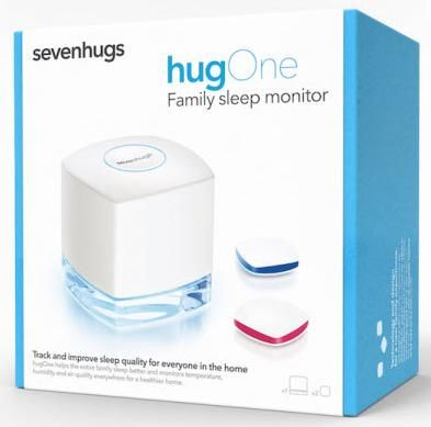 SEVENHUGS - Solution connectée-SEVENHUGS-hugOne_