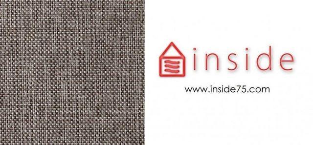 INNOVATION - Pouf poire-INNOVATION-INNOVATION pouf design SOFT PEAK gris mixed dance