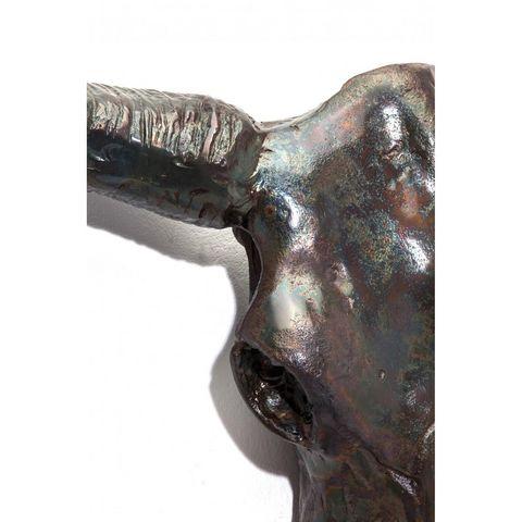 KARE DESIGN - Trophée de chasse-KARE DESIGN-Tête Bull Dark