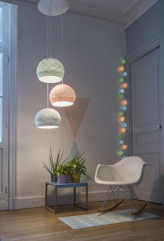 LA CASE DE COUSIN PAUL - Lumière d'ambiance-LA CASE DE COUSIN PAUL-décoration