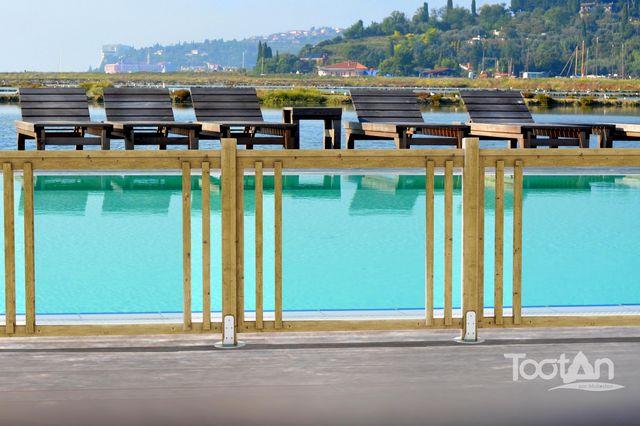 TOOTAN - Clôture de piscine-TOOTAN