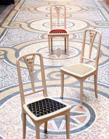 Tassinari & Chatel - Tissu d'ameublement pour siège-Tassinari & Chatel--Tulipes