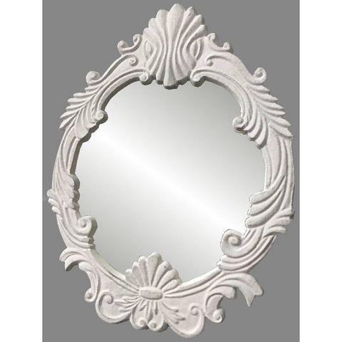 CHEMIN DE CAMPAGNE - Miroir à poser-CHEMIN DE CAMPAGNE-Style Ancien Miroir Psyché de Table Coiffeur 26x20