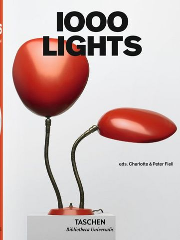 Editions Taschen - Livre de décoration-Editions Taschen-1000 Lights