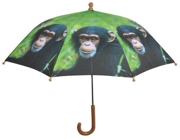 KIDS IN THE GARDEN - Parapluie-KIDS IN THE GARDEN-Parapluie enfant out of Africa Singe