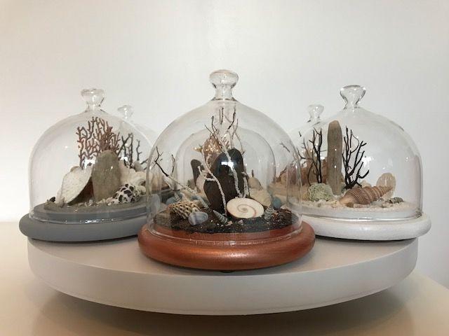 Coc'Art Créations - Objet marin-Coc'Art Créations-Petit monde marin