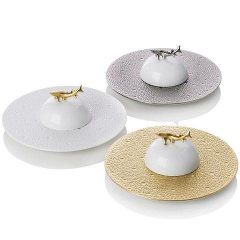 Bernardaud - Coupe à caviar-Bernardaud