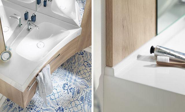 BURGBAD - Meuble de salle de bains-BURGBAD-SYS30 Sana--