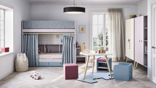 HAPPY HOURS - Chambre enfant 4-10 ans-HAPPY HOURS-_-Nidi