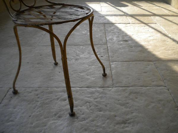 héritage. matériaux anciens - Dalle de pierre naturelle-héritage. matériaux anciens-Reproduction dalles en pierre ancienne
