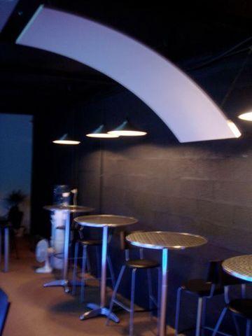 SOLTTO - Dalle de plafond-SOLTTO-Cintrée
