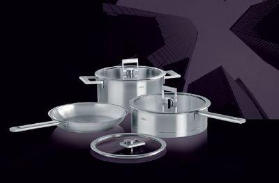 Cristel - Batterie de cuisine-Cristel-STRATE Fixe