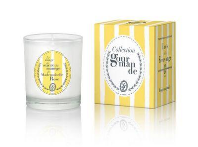 INES DE LA FRESSANGE - Bougie parfumée-INES DE LA FRESSANGE