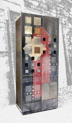 Decoupe Creative - Armoire à portes coulissantes-Decoupe Creative-Ramsès
