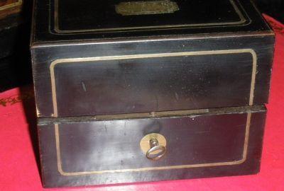 Art & Antiques - Coffret à parfum-Art & Antiques-Coffret à senteurs du XIXe