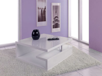 Miliboo - Table basse forme originale-Miliboo-MATIX TABLE BASSE