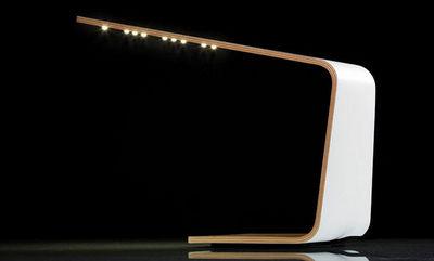 TUNTO DESIGN - Lampe à poser-TUNTO DESIGN-Led 1