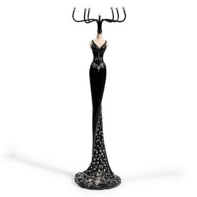 Maisons du monde - Porte-bijoux-Maisons du monde-Porte bijoux Lady jewel noir