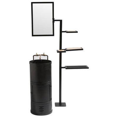 meuble salle de bain gaspard meuble de salle de bains maisons. Black Bedroom Furniture Sets. Home Design Ideas