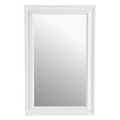 Maisons du monde - Miroir-Maisons du monde-Miroir Léonore blanc 90x140