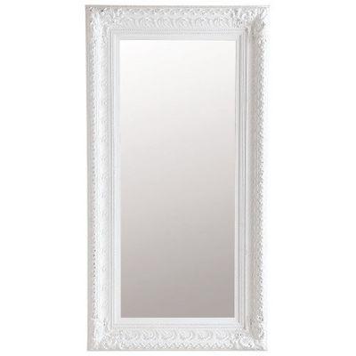 Maisons du monde - Miroir-Maisons du monde-Miroir Marquise blanc 95x180