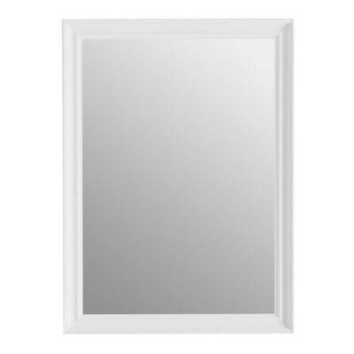 Maisons du monde - Miroir-Maisons du monde-Miroir Elianne blanc 70x95